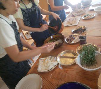 Okuizumo Food Party~奥出雲の素材を楽しむ~
