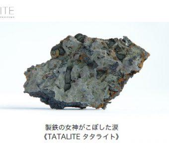TATALITE公式サイトオープンしました。