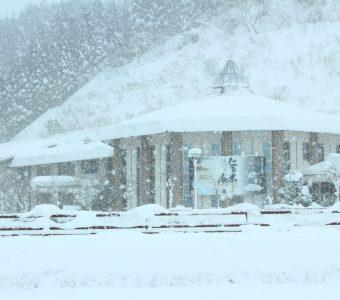 奥出雲町は大雪!だけど、雪のある景色は美しい。
