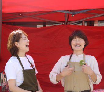 今を笑って楽しむ。みんながつどい、つながる幸せをカタチにするCafé
